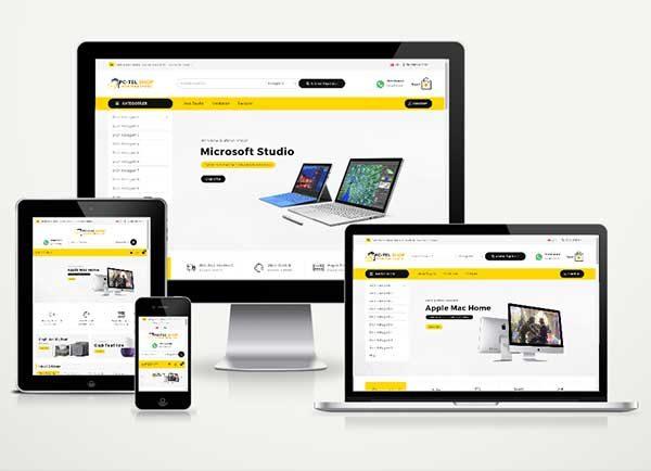 demo-ekrani-e-ticaret-bilgisayar