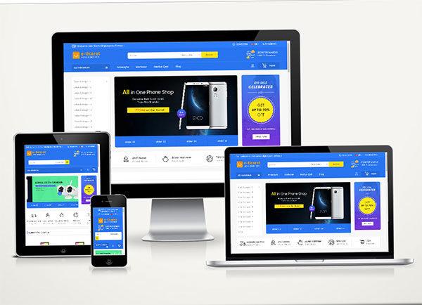 demo-ekrani-e-ticaret-telefon