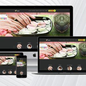 demo-ekrani-kuafor-guzellik-salonu-pastel