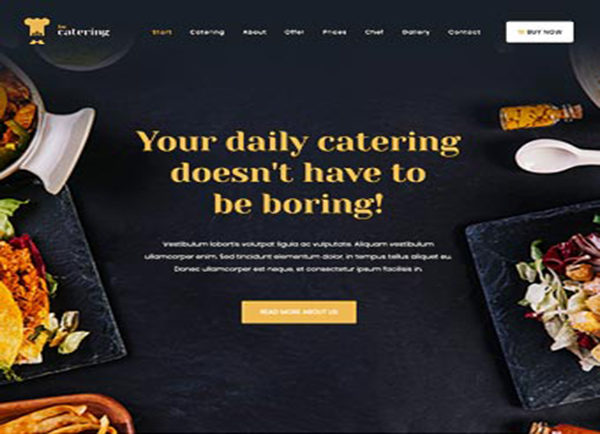 wordpress-firma-tanitim-web-tasarim-catering