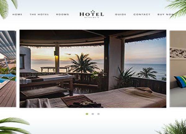 wordpress-otel-tanitim-web-tasarim-hotel